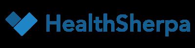 HealthSherpa Logo Landscape-Med